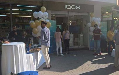 Το νέο κατάστημα IQOS έκανε εγκαίνια και μας συστήνει τη νέα γενιά «τσιγάρου»
