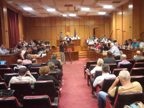 Το «καυτό» θέμα των διοδίων απασχόλησε το Περιφερειακό Συμβούλιο