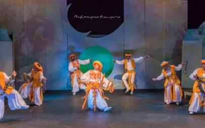 Η Κάρμεν Ρουγγέρη με την παράσταση «Ο ΜΑΓΙΚΟΣ ΑΥΛΟΣ» στις 7/7 στην Κοζάνη