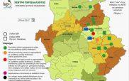 Καύσωνας και ρύπανση στο ενεργειακό λεκανοπέδιο