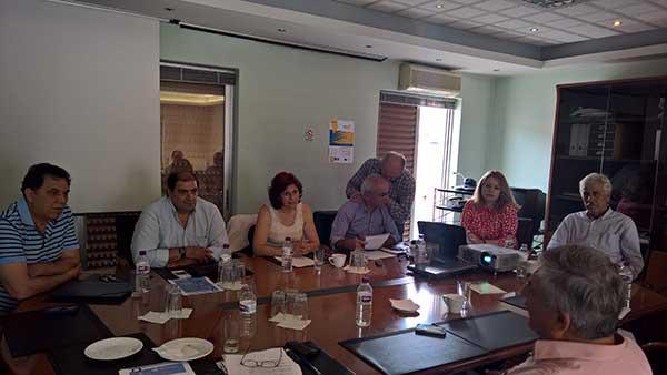 Νέα σύσκεψη της ΠΕΔ Δ. Μακεδονίας για τη αρνητική πρωτιά στην ανεργία