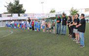 Ο τελικός του 6ου   τουρνουά ποδοσφαίρου  6×6  στην Αγία Παρασκευή