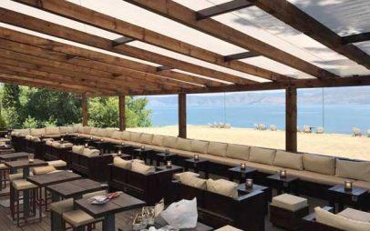 Μεγάλο καλοκαιρινό opening πάρτυ στο lake bar AMMOS, στη λίμνη Βεγορίτιδα