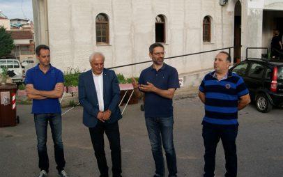 Ο δήμαρχος Κοζάνης, τα απορρίμματα και το πράσινο
