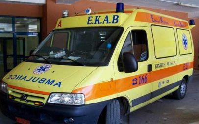 Βέροια: Ζευγάρι ηλικιωμένων «καρφώθηκε» με ΙΧ σε προπορευόμενη νταλίκα μεσα στη «σήραγγα 10» στην Εγνατί