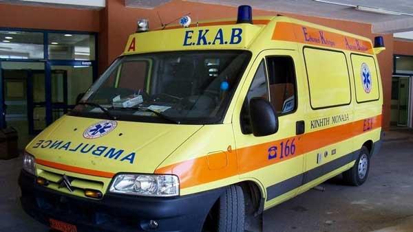 Διασώστης του ΕΚΑΒ έσωσε την 54χρονη στο Νιάημερο που υπέστη ανακοπή από πνιγμονή