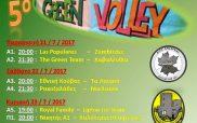 Ξεκινάει την Παρασκευή 21/7, το 5ο Green volley