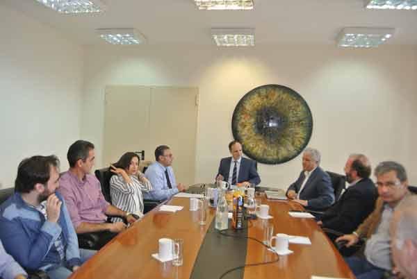 Συνεργασία Πανεπιστημίων Δυτικής Μακεδονίας και Κύπρου για ζητήματα Πολιτικής Προστασίας