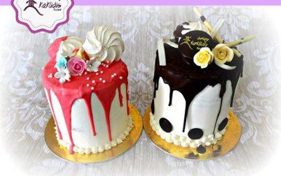 Όταν η τούρτα γίνεται έργο τέχνης από τον Kaklidis Bakery