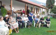 Εκδρομείς από την Κοζάνη για την Παράκληση της Παναγίαςστον Άγιο Διονύσιο εν Ολύμπω στο Βελβεντό