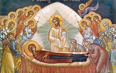 Πανηγυρίζοντες το Δεκαπενταύγουστο ιεροί Ναοί της Παναγίας στην Αρχιερατική Περιφέρεια Βελβεντού (Α.Π.Β.)
