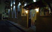 Καλοκαιρινές δροσερές βραδιές στην αυλή του Οινοποιόν