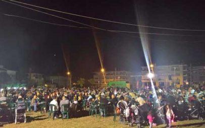 Με το κλαρίνο του Γιάννη Γρίβα ξεκίνησαν στα Πλατάνια οι διήμερες πολιτιστικές εκδηλώσεις