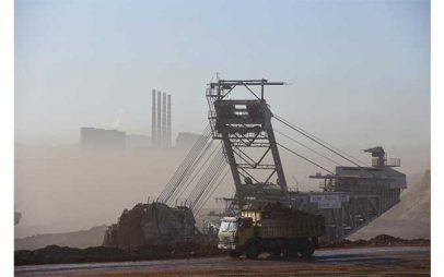 Η Φωτογραφία της Ημέρας: Νέφος και ρύπανση στο Ορυχείο Καρδιάς (του Γρηγόρη Δάλλη)