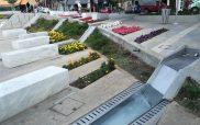 Καθαρά τα σιντριβάνια στην κεντρική πλατεία της Κοζάνης
