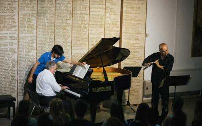 Υπέροχες μουσικές στιγμές από τη συναυλία μουσικής δωματίου του Διεθνούς Σεμιναρίου Μουσικής Κοζάνης (video)