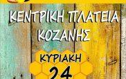 Τι θα περιλαμβάνει η 1η Γιορτή μελιού που θα γίνει την Κυριακή στην Κοζάνη