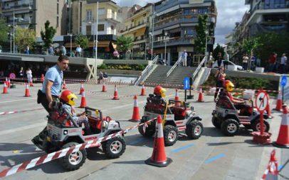 Τρία ηλεκτροκίνητα οχήματα προμηθεύεται ο Δήμος Κοζάνης