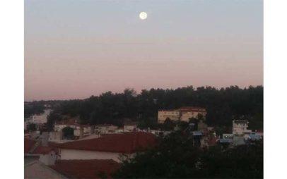 Η Φωτογραφία της Ημέρας: Πρωινή αυγή στην Κοζάνη