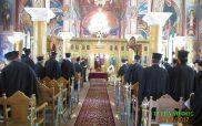 Ο Σεβ. Μητροπολίτης Σερβίων και Κοζάνης Παύλος στην 1η ιερατική σύναξη 2017-2018 στην Παναγία Βλαχερνών Τετραλόφου