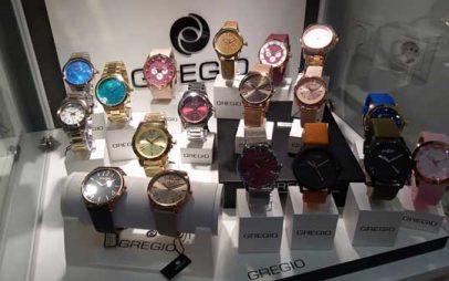 Ρολόγια GREGIO με 30% έκπτωση από το Κοσμηματοπωλείο «ΤΥΡΟΔΗΜΟΣ»