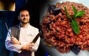 Ο Σεφ Γιώργος Καλογερίδης προτείνει… Ριζότο με παντζάρι και δυόσμο!