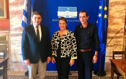 Νέος κύκλος επαφών της Ε.Ο.Γ.  με σκοπό την προώθηση  και την ανάδειξη των ζητημάτων της ελληνικής γουνοποιίας