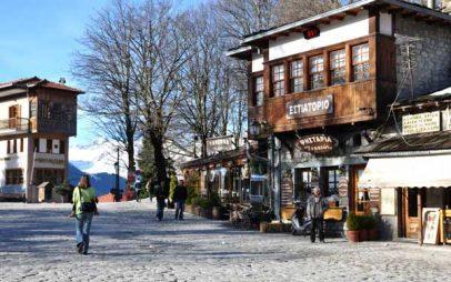 Μέτσοβο: Παραδοσιακός οικισμός καμωμένος από όνειρο