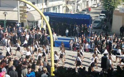 Με λαμπρότητα εορτάστηκαν τα 105α Ελευθέρια στην Πτολεμαΐδα