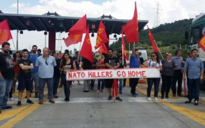 KKE κατά αστυνομίας για τη δικογραφία σε βάρος μελών και βουλευτών για την αντιΝΑΤΟική κινητοποίηση που έγινε τον Ιούνιο στην Κοζάνη