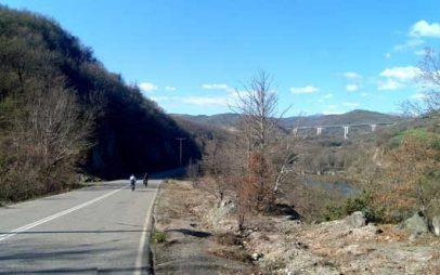 Ποδηλάτες διανύουν 600 χιλιόμετρα στον οδικό άξονα της Εγνατίας οδού – Θα περάσουν και από Καστανιά