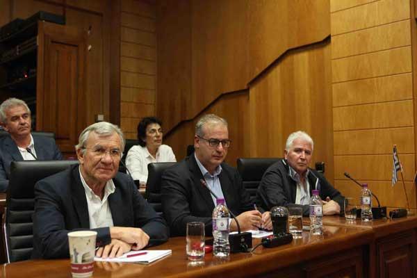 Στην λιγνιτική περιοχή βρέθηκαν τα μέλη της Μόνιμης Επιτροπής Περιβάλλοντος