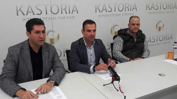 2nd Fur Shopping Festival από τον Σύνδεσμο Γουνοποιών Καστοριάς