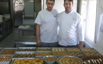 Kaklidis Bakery: Μαθαίνοντας την τέχνη του Λιβανέζικου σιροπιαστού, από τους μάστερ του είδους!
