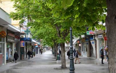 6.000 ευρώ πληρώνει μηνιαίως καταστηματάρχης του κεντρικού πεζόδρομου στο Δήμο Κοζάνης