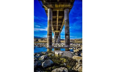 Η Φωτογραφία της Ημέρας από τη Γέφυρα του Ρυμνίου (22/10, του Νίκου Καραδήμου)