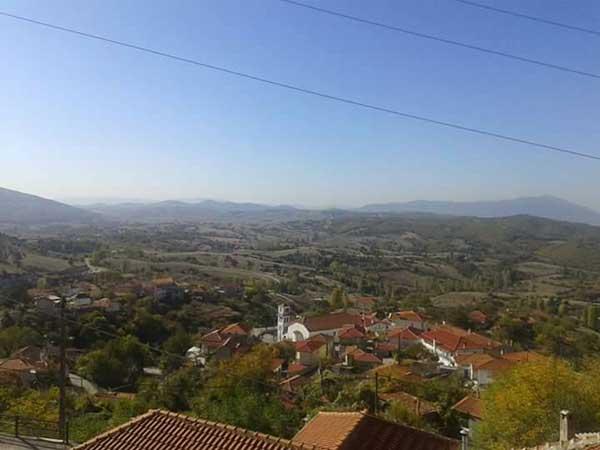 Φωτογραφία της ημέρας: Πανοραμική θέα από το Μεταξά Κοζάνης