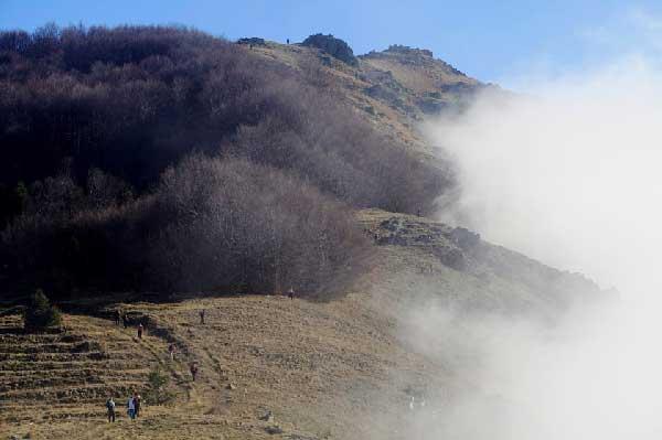 Σ.Ε.Ο Κοζάνης: Εξόρμηση στο Βίτσι (κορυφή Σικαβίτσα)