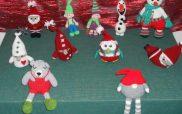 Χριστουγεννιάτικες κατασκευές ετοιμάζουν οι εθελοντές του Συλλόγου Ατόμων με Αυτισμό Ν. Κοζάνης