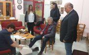 Μεγάλη προσέλευση πολιτών της Εορδαίας  στη ΔΩΡΕΑΝ μέτρηση οστικής πυκνότητας