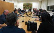 Διαφωνίες και εντάσεις στην πρώτη συνάντηση του Αντιπεριφερειάρχη με τους Φανούς