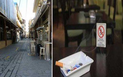 «Η  Κοζάνη δεν είναι έτοιμη για τα άκαπνα μαγαζιά αλλά δεν θα είναι ποτέ. Πρέπει να βρούμε λύση!»
