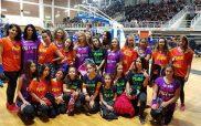 Η εξαιρετική παρουσία των κοριτσιών της «Μακεδονικής Δύναμης»  στο κλειστό της Λευκόβρυσης!