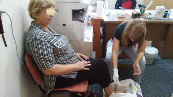 Δωρεάν μέτρηση οστικής πυκνότητας στο Α΄ ΚΑΠΗ του Δήμου Εορδαίας
