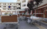 Στο Μποδοσάκειο οι 42 νοσοκομειακές κλίνες, δωρεά από την Αυστρία