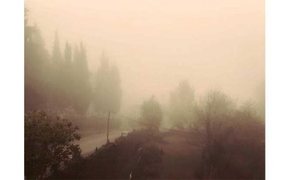Η Φωτογραφία της Ημέρας με την Κοζάνη …τοπίο στην ομίχλη! (του Κώστα Καραμάρκου)
