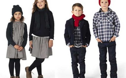 Η παιδική μόδα σε ρούχα και παπούτσια στα καταστήματα της Κοζάνης