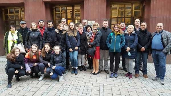 Το Γυμνάσιο Αιανής στη Δημοκρατία της Τσεχίας
