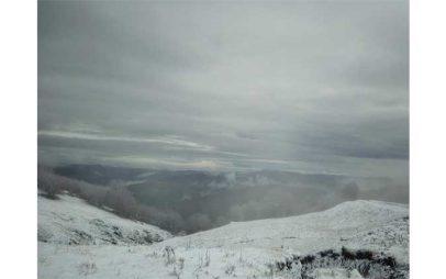 Η Πανέμορφη Φωτογραφία της Ημέρας από τη Βασιλίτσα Γρεβενών στα λευκά! (του Νίκου Κάρολου)