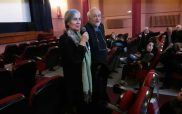 Συγκινητική η ατμόσφαιρα στο «Ολύμπιον» με τον Παντελή Βούλγαρη στην προβολή της ταινίας «Τελευταίο σημείωμα»